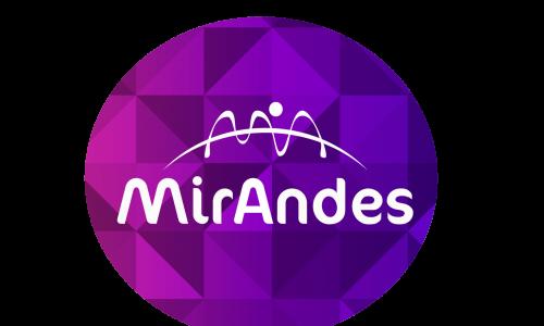 Logotipo de Mirandes